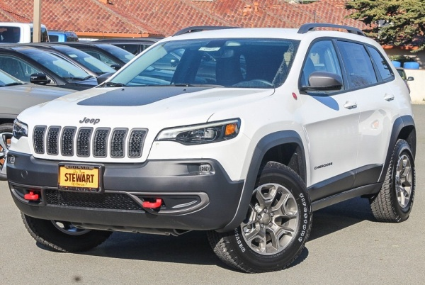 2020 Jeep Cherokee in Colma, CA
