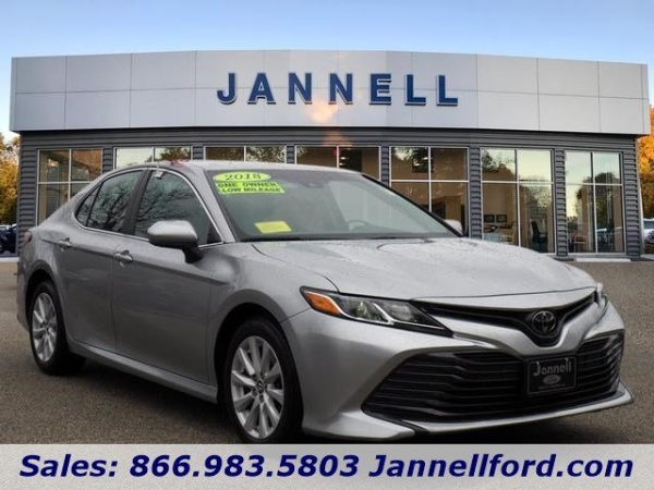 2018 Toyota Camry in Hanover, MA