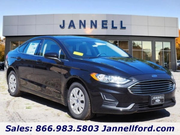 2019 Ford Fusion in Hanover, MA