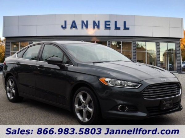 2016 Ford Fusion in Hanover, MA