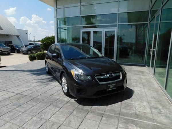 2014 Subaru Impreza in Houston, TX