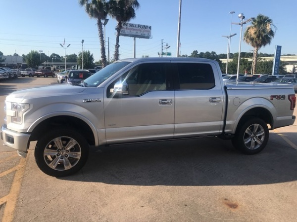 2015 Ford F-150 in Houston, TX
