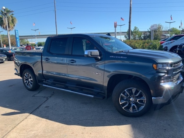 2019 Chevrolet Silverado 1500 in Houston, TX