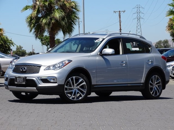 Infiniti qx50 safety rating