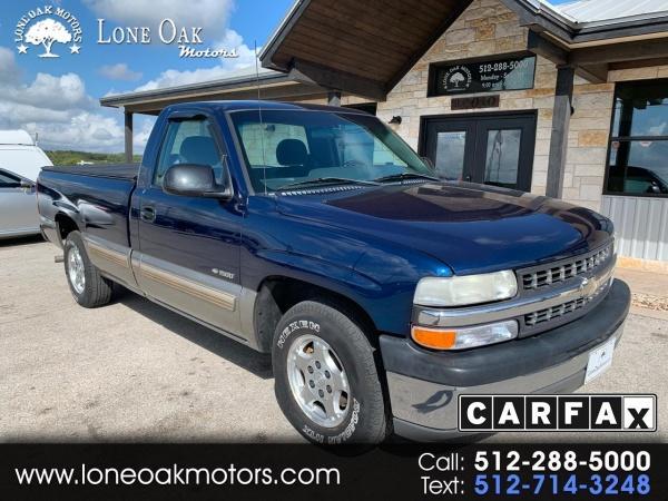 2001 Chevrolet Silverado 1500 in Austin, TX