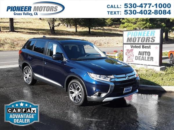 2018 Mitsubishi Outlander in Grass Valley, CA