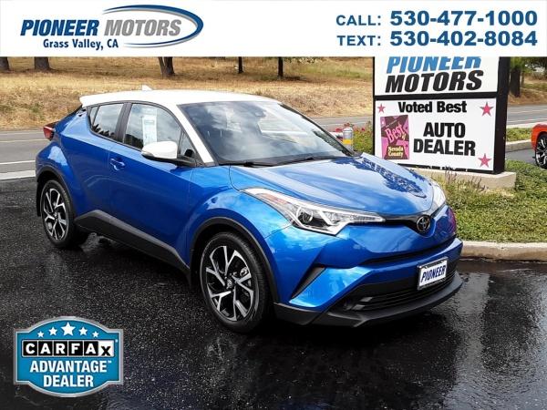 2018 Toyota C-HR in Grass Valley, CA