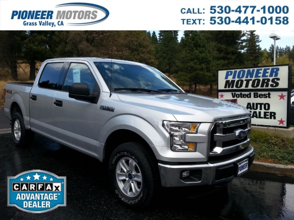 2016 Ford F-150 in Grass Valley, CA
