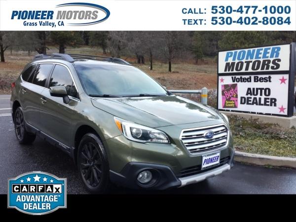 2015 Subaru Outback in Grass Valley, CA