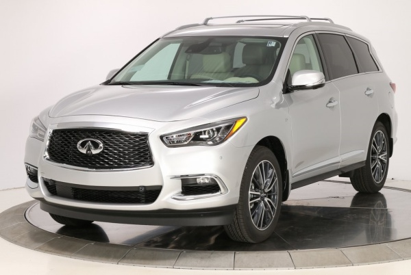 2020 INFINITI QX60 in Knoxville, TN
