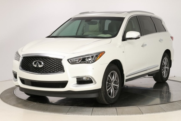 2016 INFINITI QX60 in Knoxville, TN