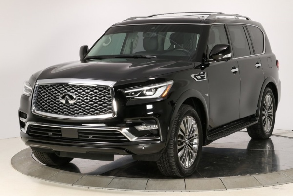 2019 INFINITI QX80 in Knoxville, TN