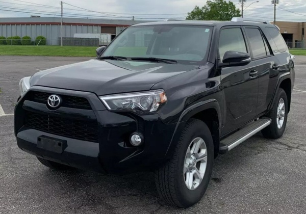 2017 Toyota 4Runner in Knoxville, TN