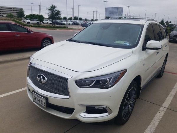 2018 INFINITI QX60 in Knoxville, TN