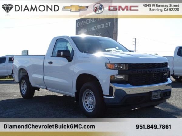 2020 Chevrolet Silverado 1500 in Banning, CA