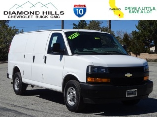 bf19f62a2c 2018 Chevrolet Express Cargo Van 2500 SWB for Sale in Banning