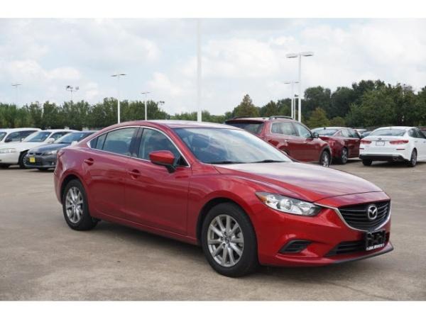 2017 Mazda Mazda6 in Houston, TX