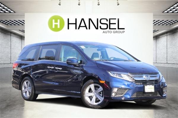 2020 Honda Odyssey in Petaluma, CA