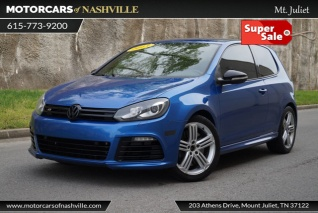 c717c6a8b420 2013 Volkswagen Golf R 2-door for Sale in Mount Juliet