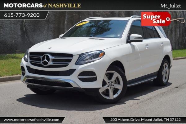2018 Mercedes-Benz GLE in Mount Juliet, TN