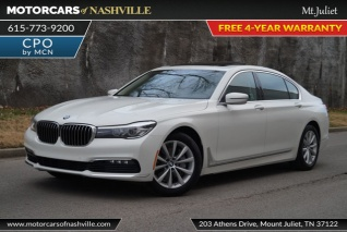 2017 Bmw 7 Series 740i For In Mount Juliet Tn