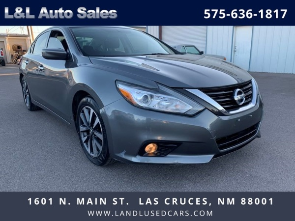 2017 Nissan Altima in Las Cruces, NM