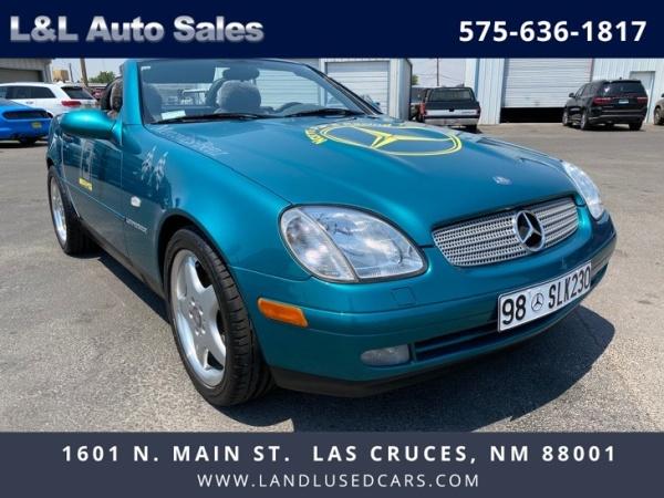 1998 Mercedes-Benz SLK in Las Cruces, NM