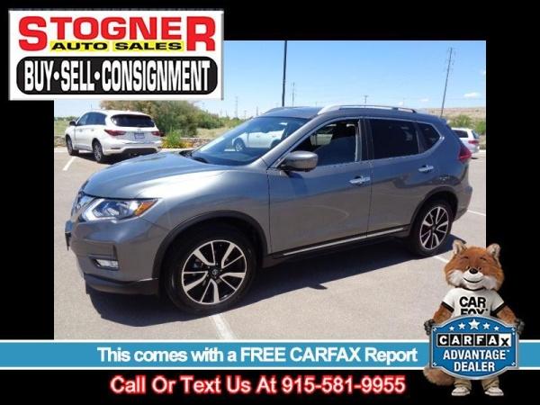 2019 Nissan Rogue in El Paso, TX