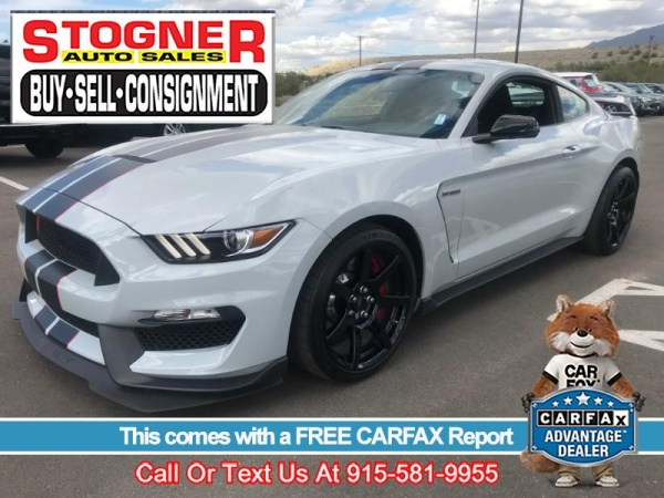 2017 Ford Mustang in El Paso, TX