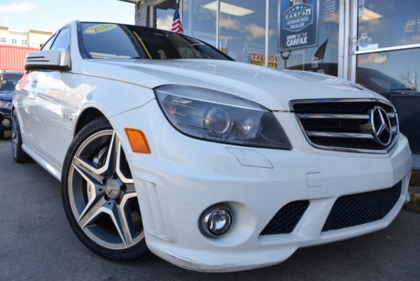 2010 Mercedes-Benz C-Class in Arlington, VA