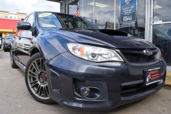 2013 Subaru Impreza WRX STi STI Limited