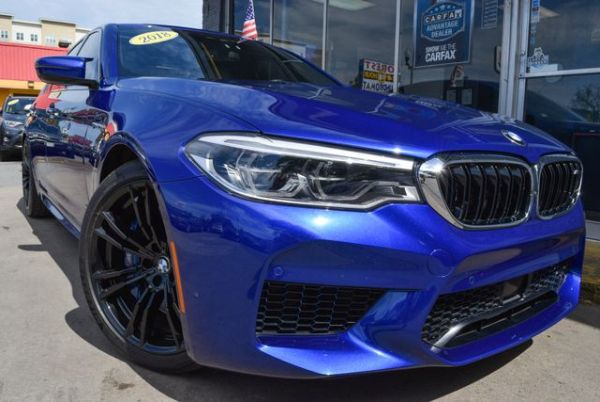 2018 BMW M5 in Arlington, VA