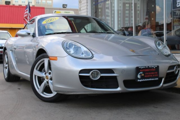 2007 Porsche Cayman Base