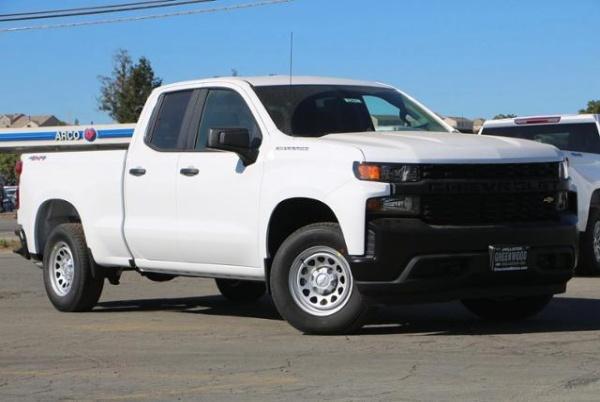 2020 Chevrolet Silverado 1500 in Hollister, CA