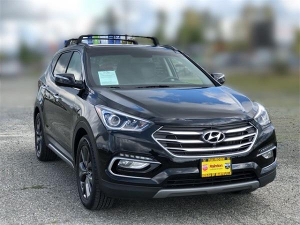 2018 Hyundai Santa Fe Sport in Marysville, WA