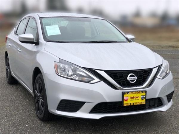 2018 Nissan Sentra in Marysville, WA