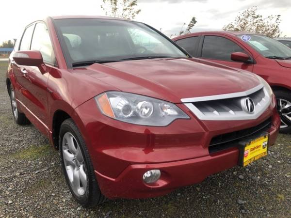 2007 Acura RDX AWD with Technology Package