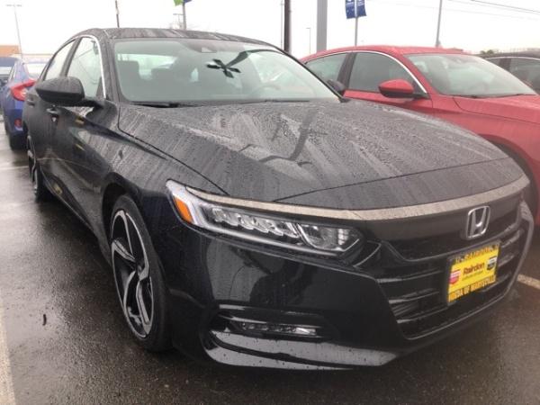 2020 Honda Accord in Marysville, WA
