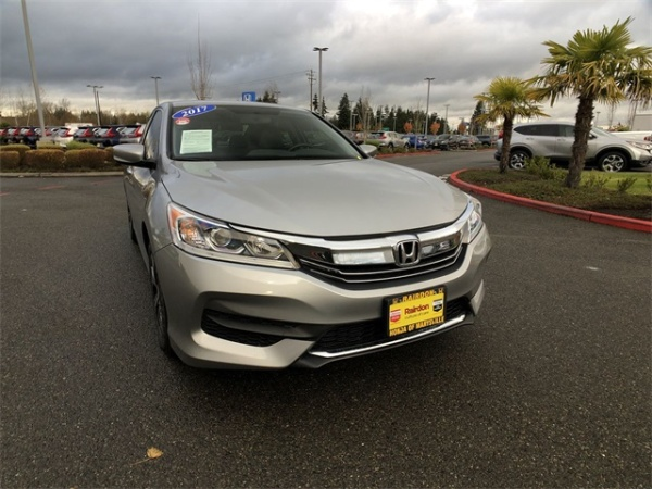 2017 Honda Accord in Marysville, WA