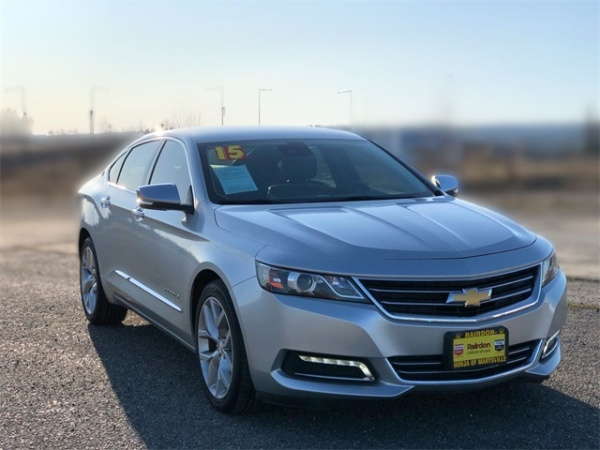 2015 Chevrolet Impala in Marysville, WA