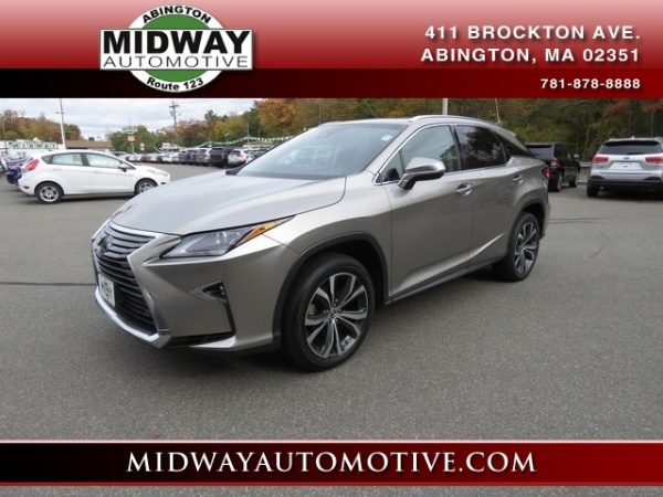 2018 Lexus RX in Abington, MA