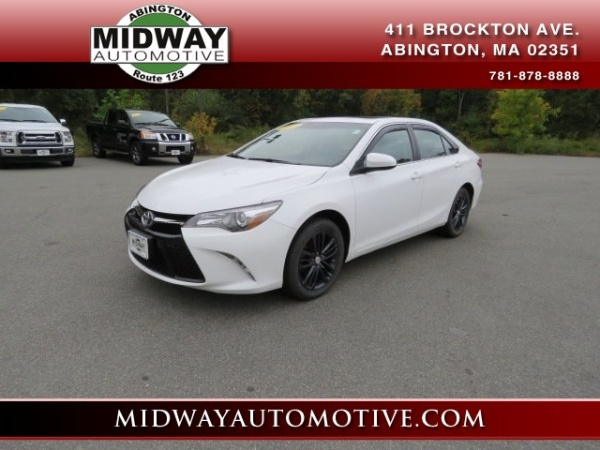 2017 Toyota Camry in Abington, MA