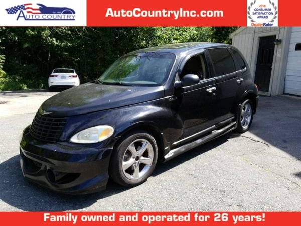 2002 Chrysler PT Cruiser in Abington, MA