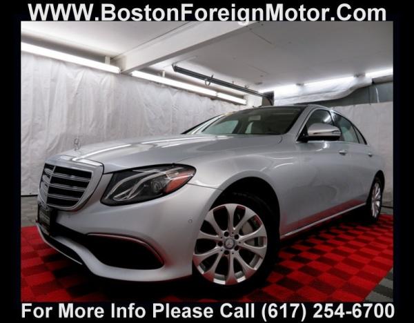 2017 Mercedes-Benz E-Class in Allston, MA