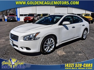 Lovely Used 2009 Nissan Maxima 3.5 SV For Sale In Midland, TX