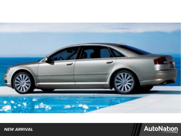 2005 Audi A8 quattro
