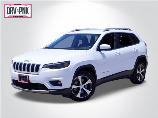 2019 Jeep Cherokee in Las Vegas, NV