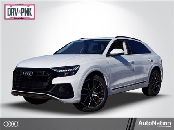 2020 Audi Q8 in Las Vegas, NV