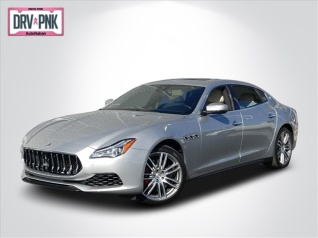 Used Maserati Quattroporte >> Used Maserati Quattroportes For Sale Truecar