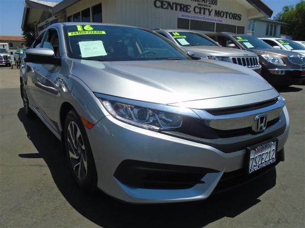 2016 Honda Civic in Escondido, CA